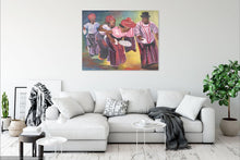 Load image into Gallery viewer, Benue Dancers