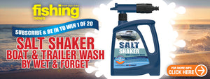 March Subscribe & Win: Salt Shaker prize pack