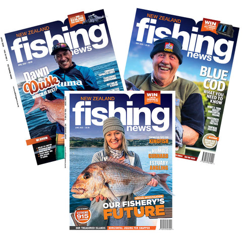 NZ Fishing News Archives