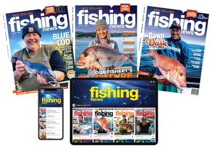 NZ Fishing News Subscriptions