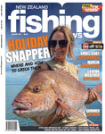 NZ Fishing News Print Subscription