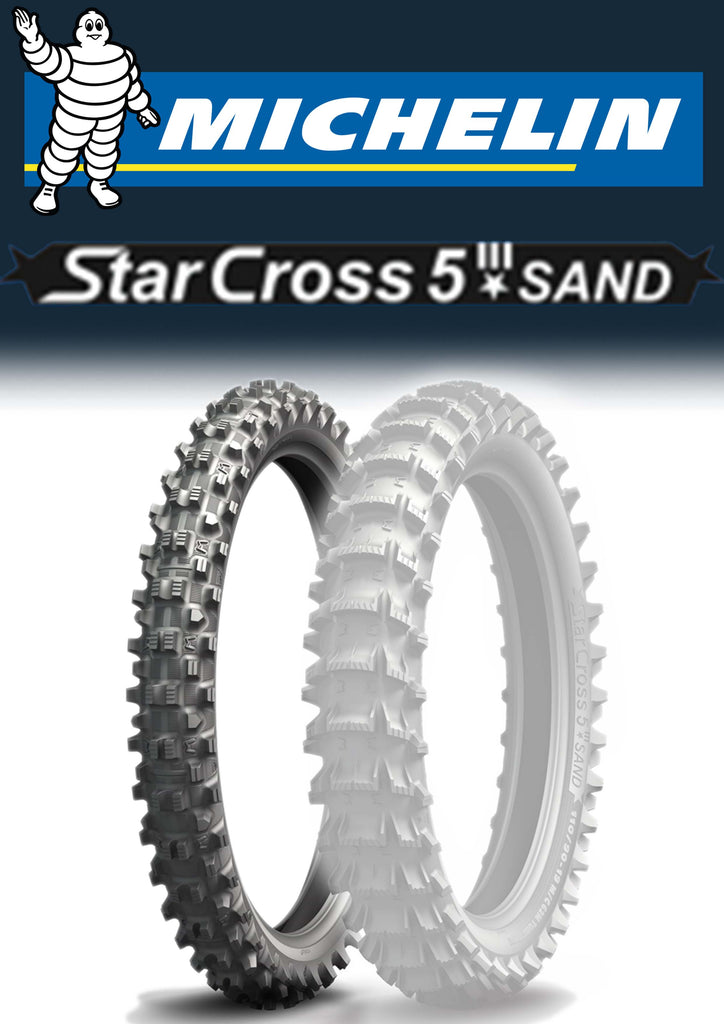 Michelin Starcross 5 Sand 80/100/21