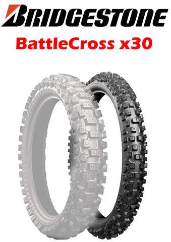 Bridgestone BattleCross X30 80/100/21