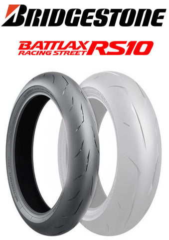 Bridgestone Battlax RS10 120/70-17