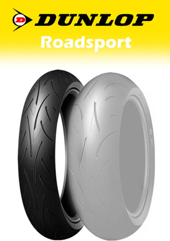 Dunlop Roadsport 120/70/17