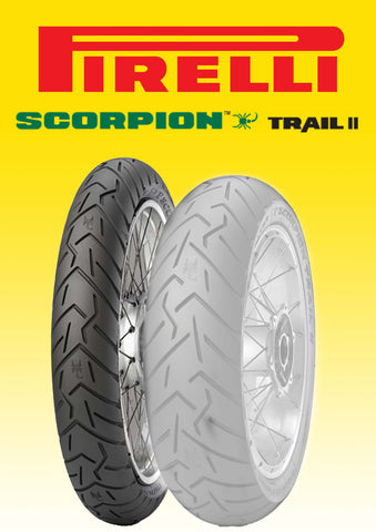 Pirelli Scorpion Trail 2 120/70-19