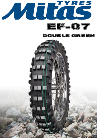 Mitas TERRA FORCE EH-07 Double green 140/80/18