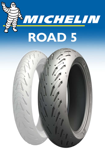 Michelin Road 5 190/55-17