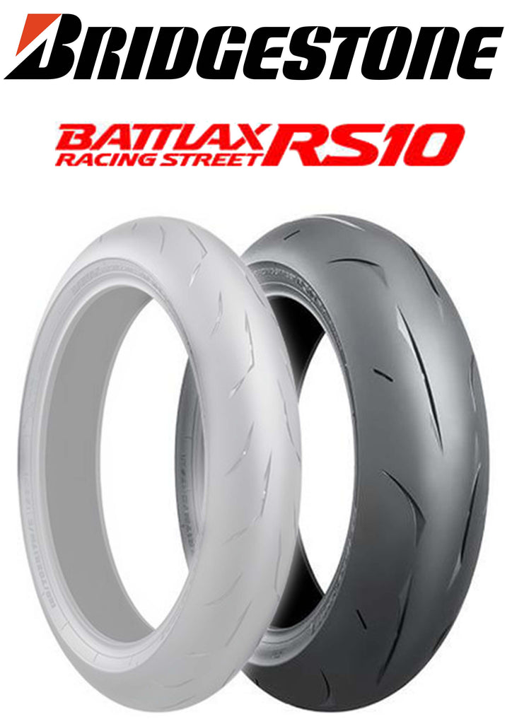 Bridgestone Battlax RS10 190/55-17