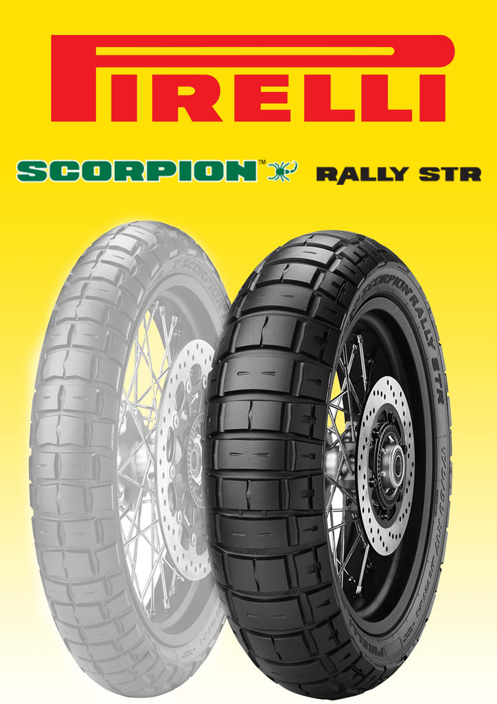 Pirelli Scorpion Rally STR 170/60-17