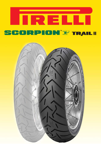 Pirelli Scorpion Trail 2 140/80-17