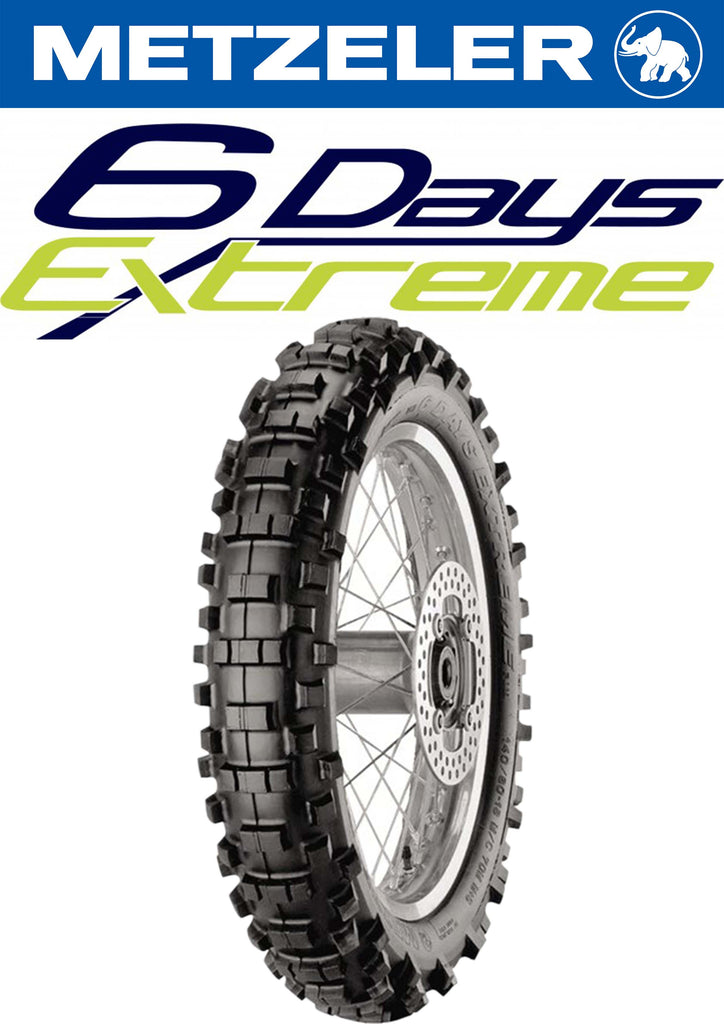Metzeler 6 Day Extreme Super Soft 140/80/18