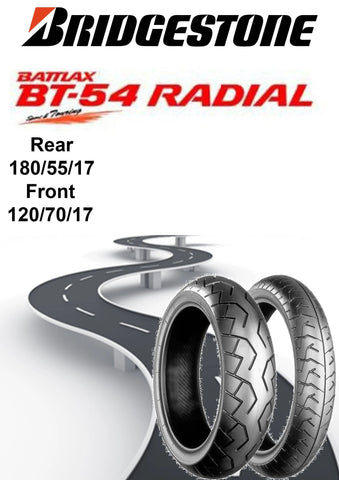 Bridgestone BT 54