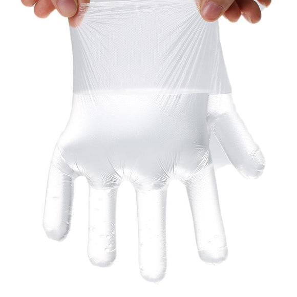 Disposable Gloves | Waterproof Protection | 100 Pack - Hygiene Village