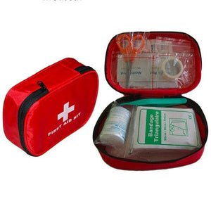 First Aid - Sports Travel Camping Medical Kit (12PCS) - Hygiene Village