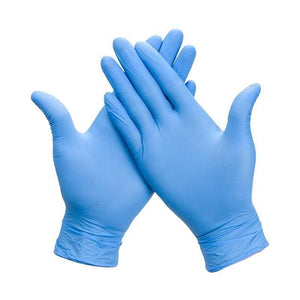 Universal Disposable Rubber Gloves 20/50/100pcs - Hygiene Village