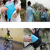 Disposable Full Body Cover | Rainproof | Packs of 5 or 10 - Hygiene Village