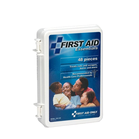 First Aid Kit | Essentials | 48 PCS - Hygiene Village