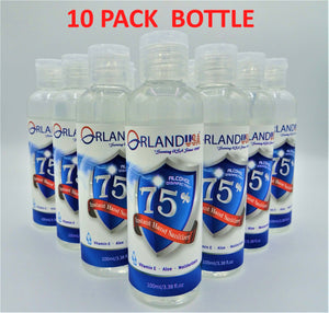 Hand Sanitizer | 10 Pack - Hygiene Village