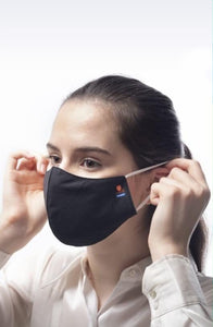 3 Layer High-Quality Cloth Face Mask | Reusable - Hygiene Village