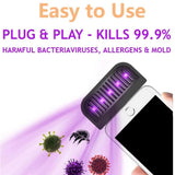 Pocket UV Sterilizer | Cell Phone Powered | Portable Sanitizer - Hygiene Village