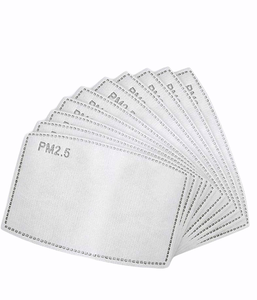 Mask Filters PM 2.5 | Adult and Kids sizes - Hygiene Village