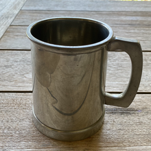 Load image into Gallery viewer, Pewter Tankard