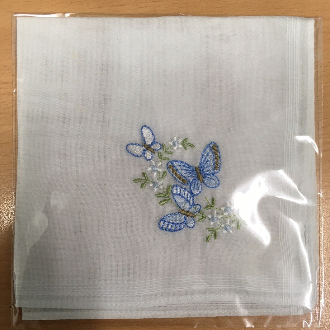 Embroided Handkerchief