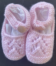 Load image into Gallery viewer, Baby - Booties - pink