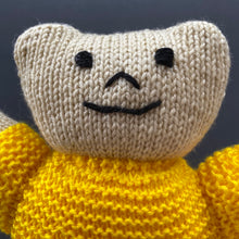 Load image into Gallery viewer, Soft Toy - Yellow Ted