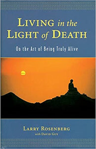 Book - Living in the Light of Death by Larry Rosenberg