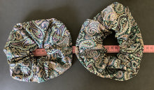 Load image into Gallery viewer, Hair accessory - Scrunchie - paisley print.