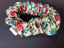 Load image into Gallery viewer, Hair Accessory - Scrunchie - vibrant floral