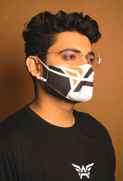 ALPHA CLASHER MASK (WHITE)