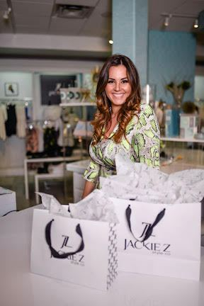 Jackie Z Fall Into Fashion Event
