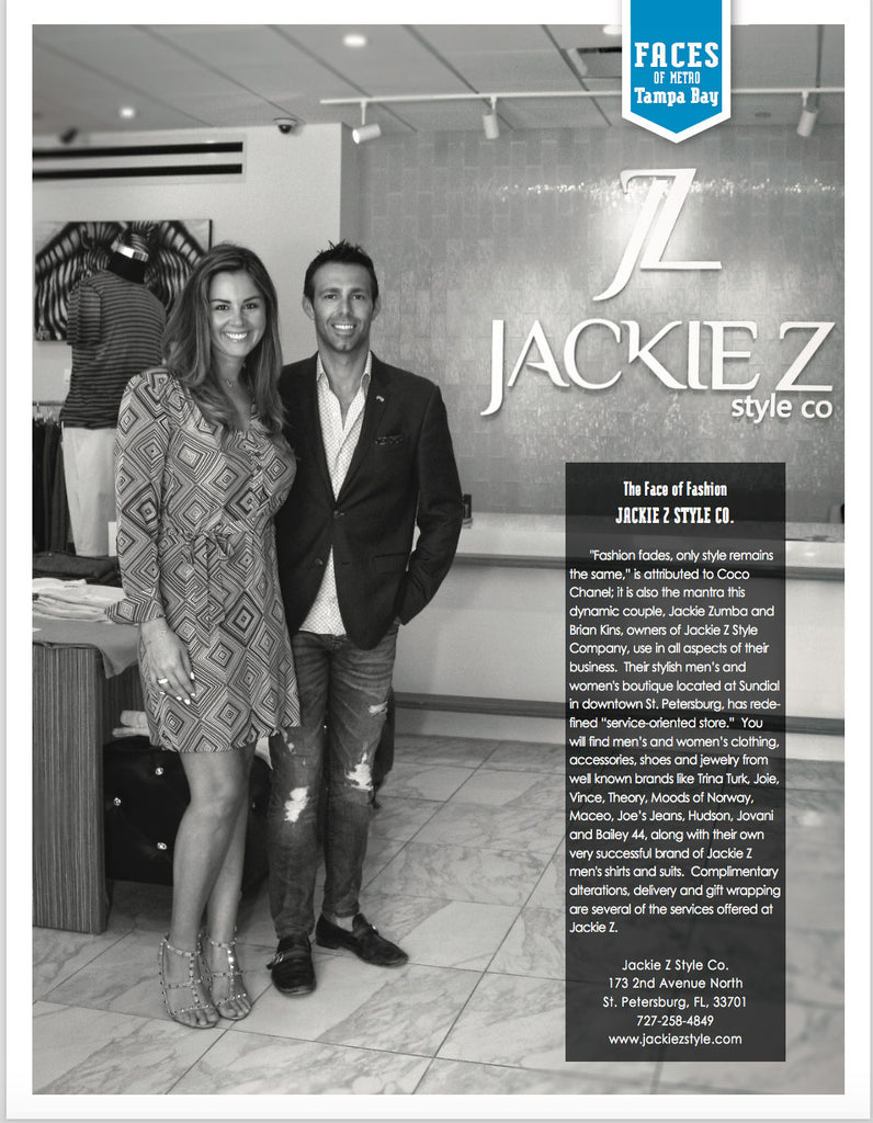 Faces of Metro. Jackie Z Style Co.