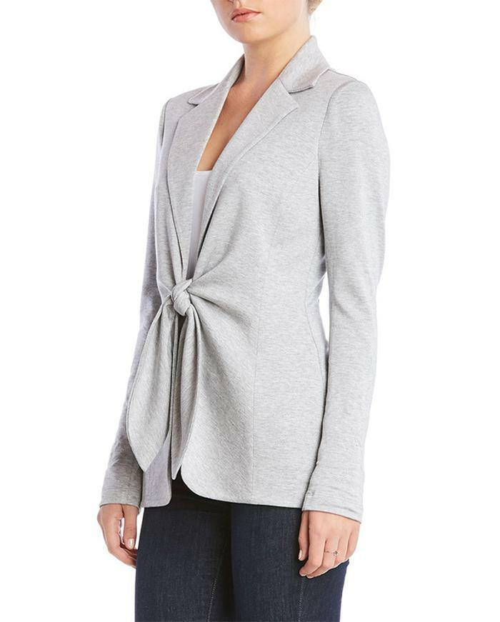 Bailey 44 Mary Jane Jacket Grey