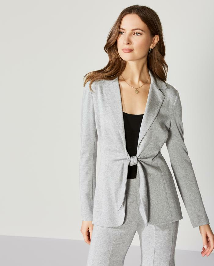 Bailey 44 Mary Jane Jacket Grey model