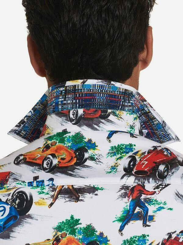 Robert Graham Legends Sport Shirt Short Sleeve