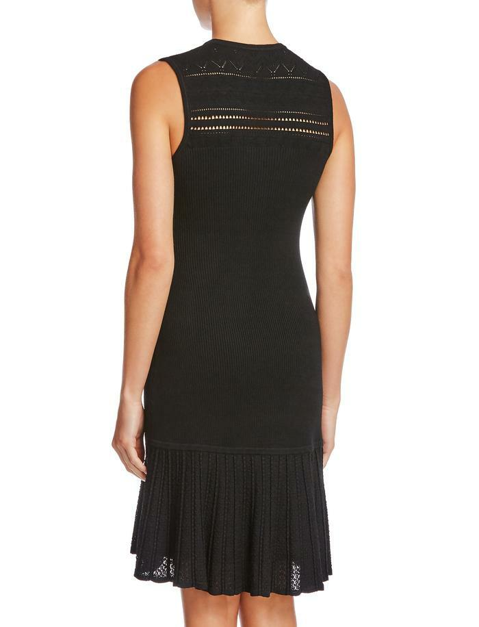 Bailey 44 Evalina Dress in Black back