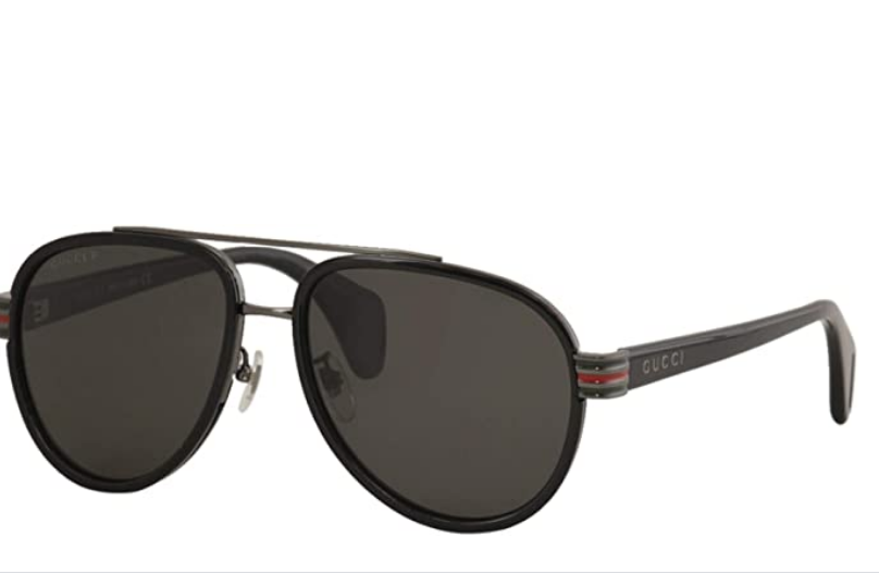 Gucci Aviator Sunglasses angle