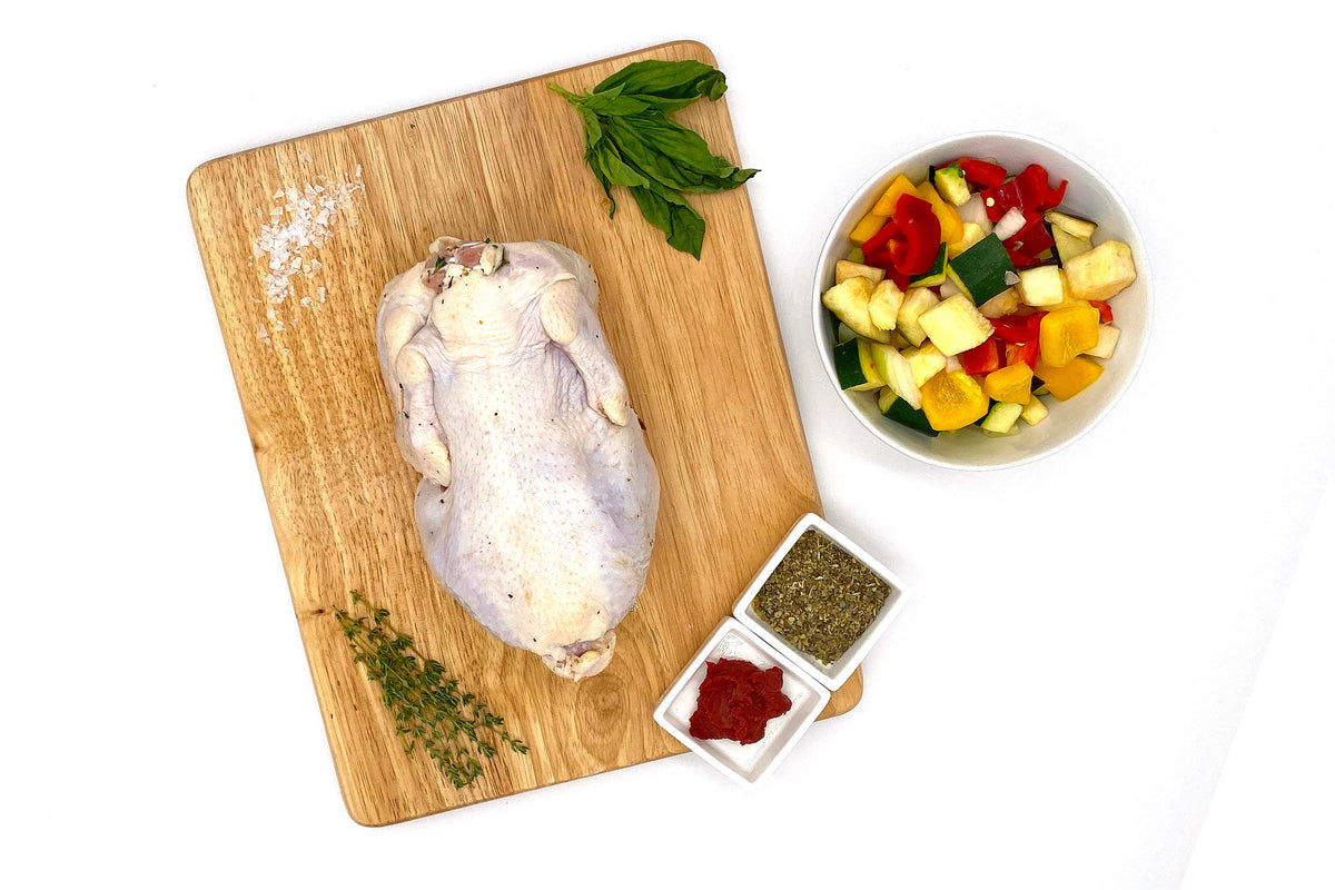 POULETTE - All-Natural French Rotisserie Chicken