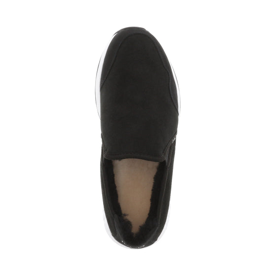Mr. SNUG SlipOn, Black