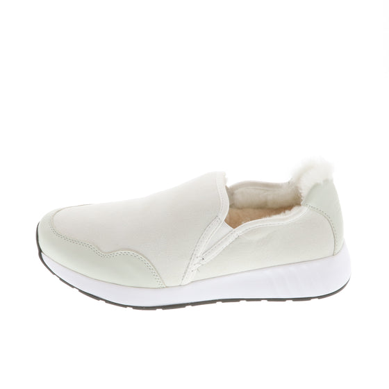 Ms. SNUG SlipOn, Ivory