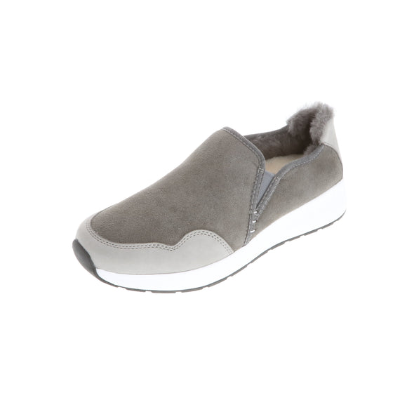 Ms. SNUG SlipOn, Dark Grey
