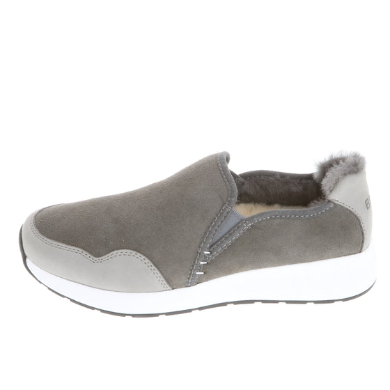 Mr. SNUG SlipOn, Dark Grey