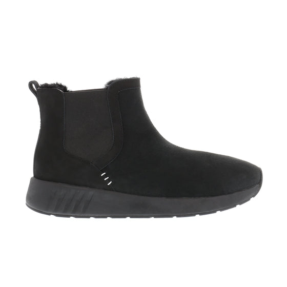 Mr. SNUG Chelsea, Black on Black Sole