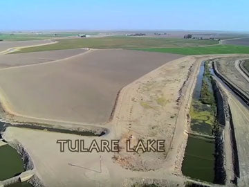 TULARE The Phantom Lake