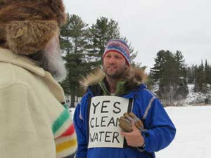 SLED DOGS TO ST PAUL: The Race for Clean Water