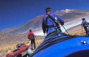 INTO THE ALTIPLANO # 2: Sea Kayaking Argentina, Bolivia & Chile